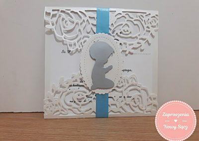 WZÓR 3D5 - Białe róże