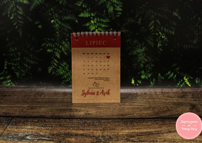 WZÓR EK27 – Kartka z kalendarza