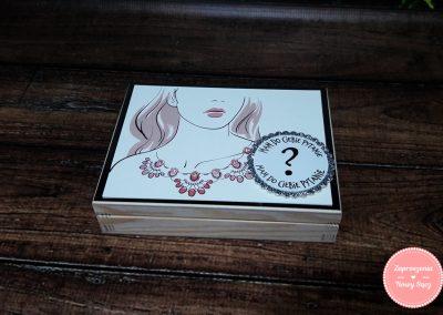 Pudełko - zapytanie dla świadkowej (nowa wersja)