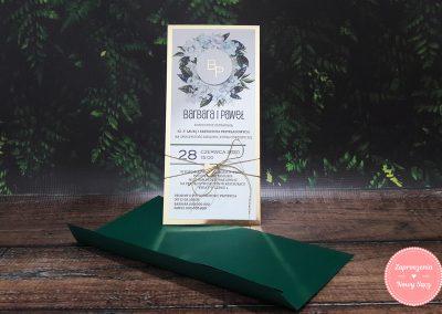 WZÓR G10 - Zielona tafla
