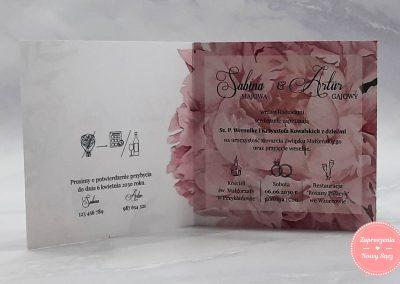 WZÓR P79 - Pink love