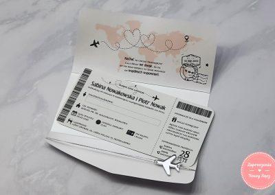 WZÓR E26 - Bilet