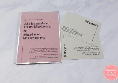 WZÓR E20 - White lines